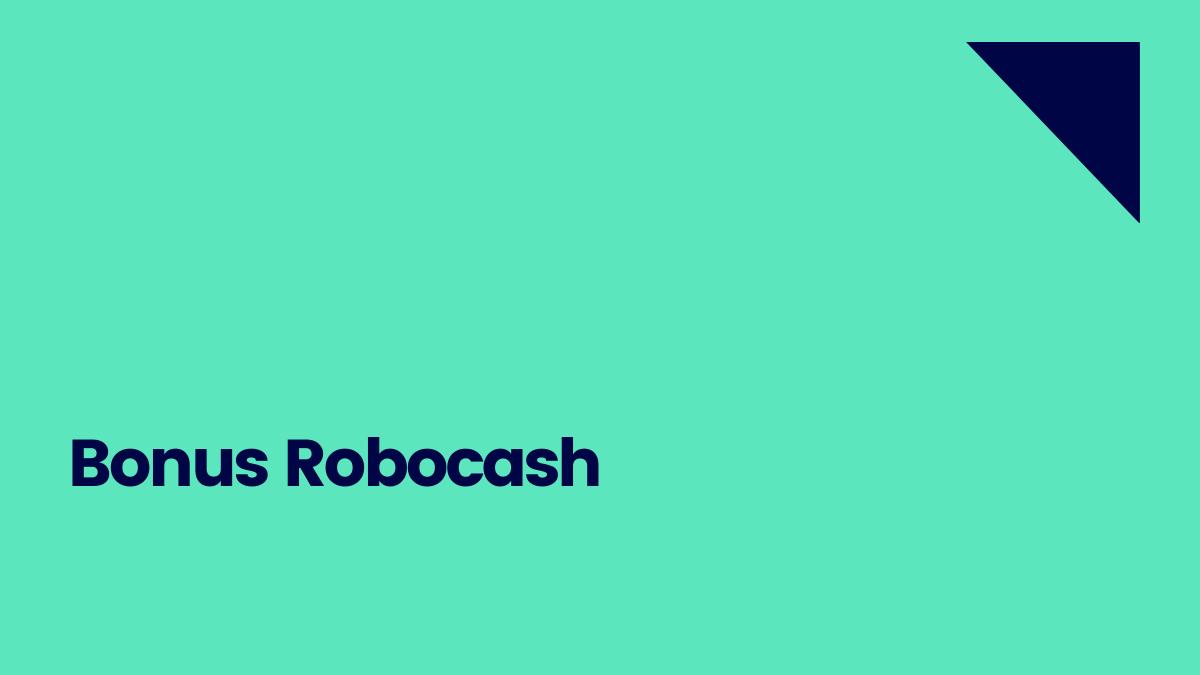 Referral code de Robocash codigo promocional referido